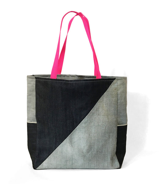Salvaged Selvedge Denim Tote