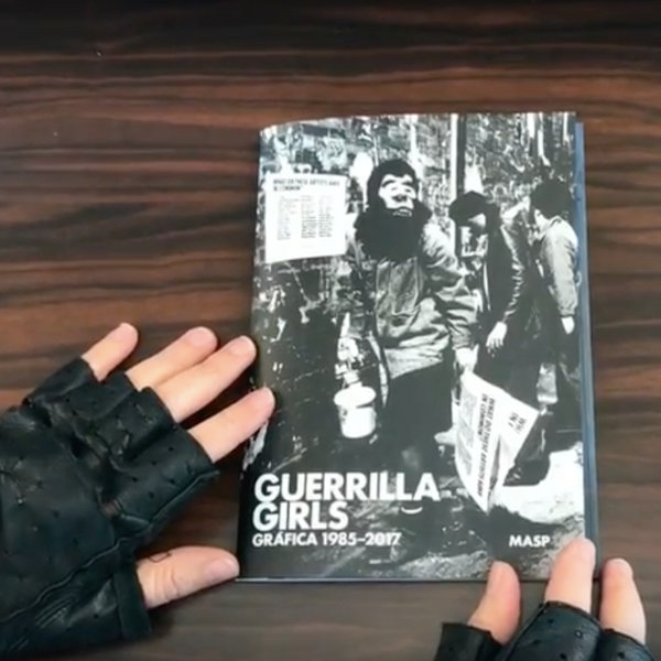 GUERRILLA GIRLS: GRÁFICA 1985-2017