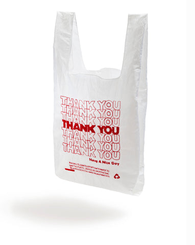 THANK YOU THANK YOU Tote / Red