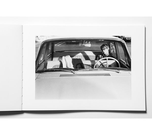 People In Cars / Mike Mandel