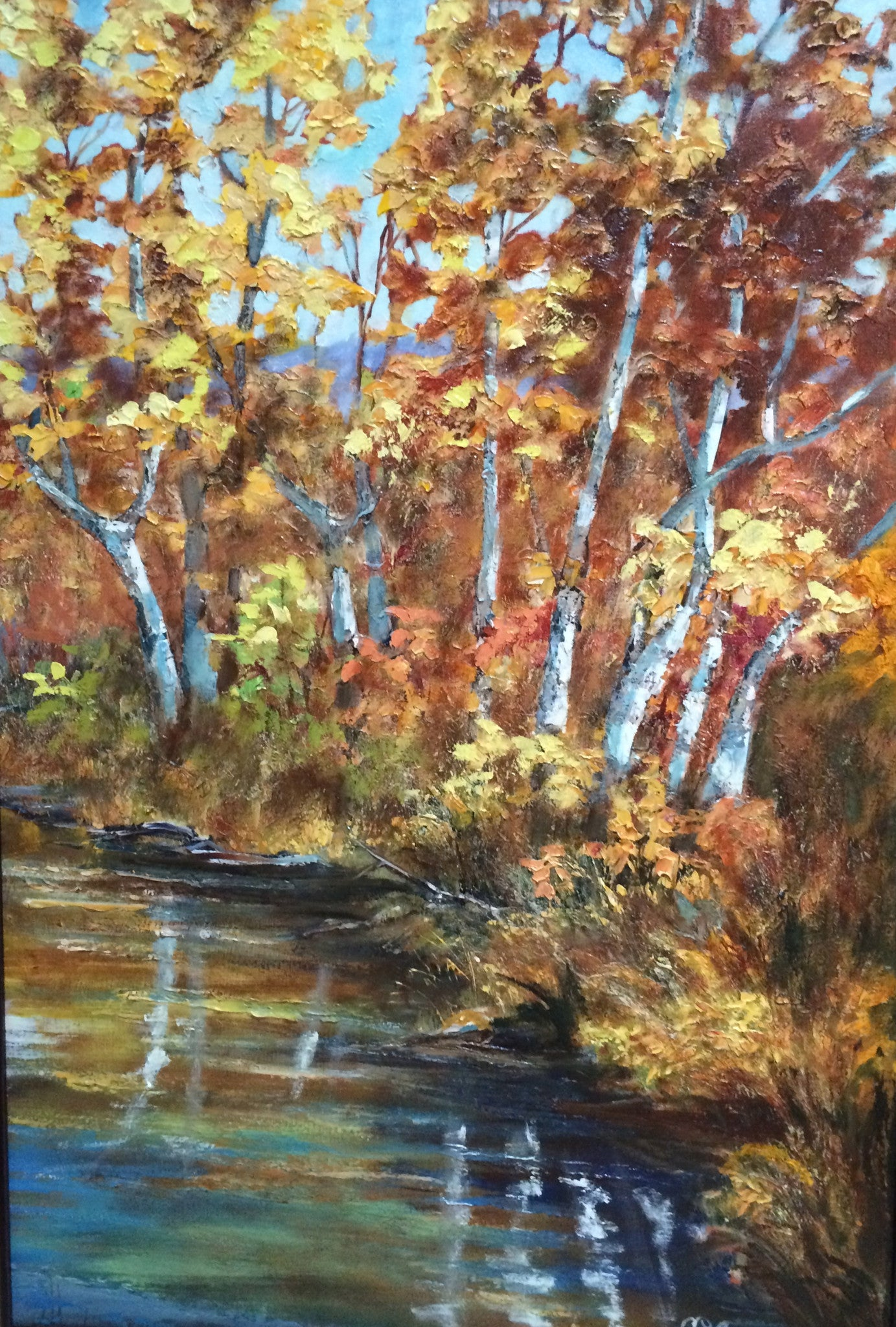 COLORADO GOLD 24X36 ll SOLD