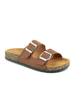 Glory Sandals - Brown