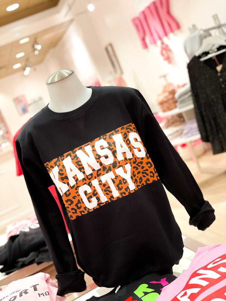KC Leo Sweatshirt