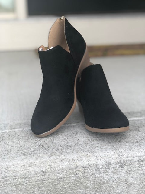 Elevate Booties - Black