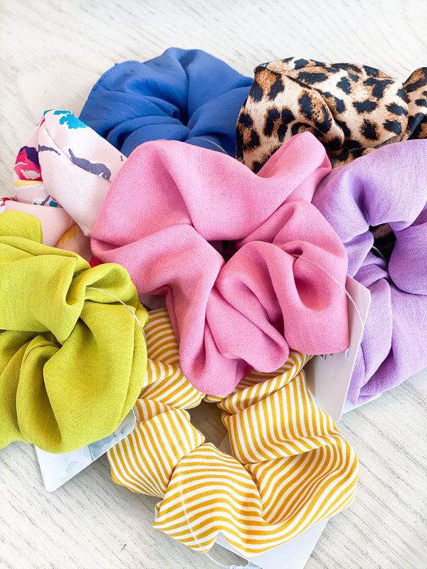 Scrunchie Bundle 5/$12
