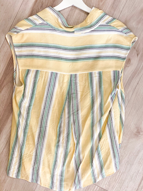 Sunshine Stripes Top