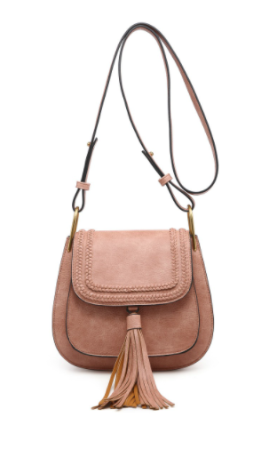 Braided Crossbody