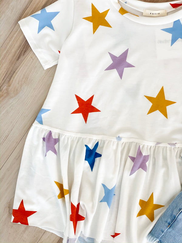 All Stars On Me Top
