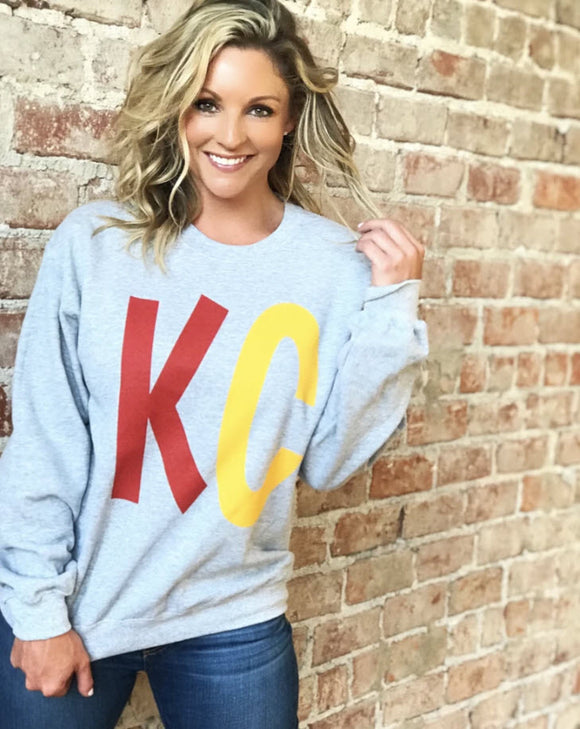 Big KC Sweatshirt
