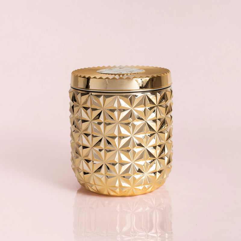 Gilded Muse Faceted Candle