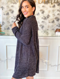Embo Sweater Dress