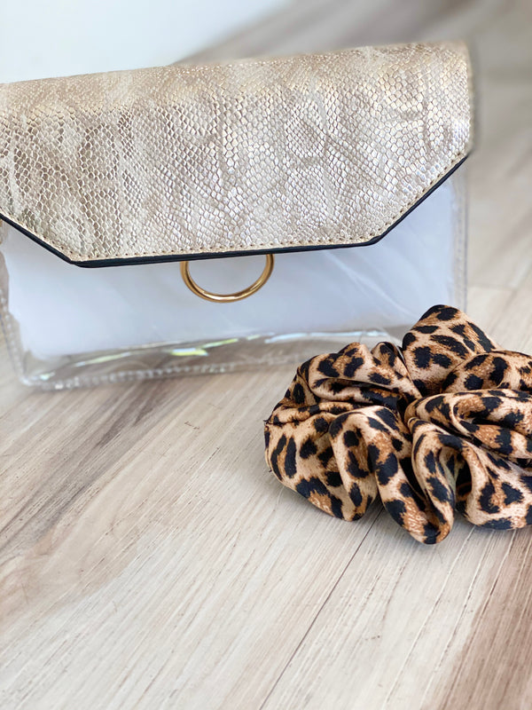 Package Special: Hair Accessory & Purse