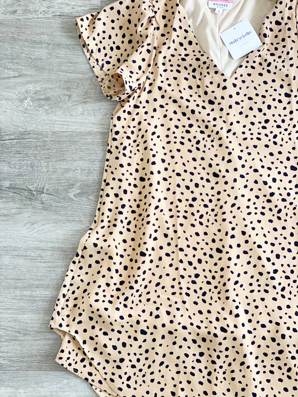 Lightweight Leopard Dress