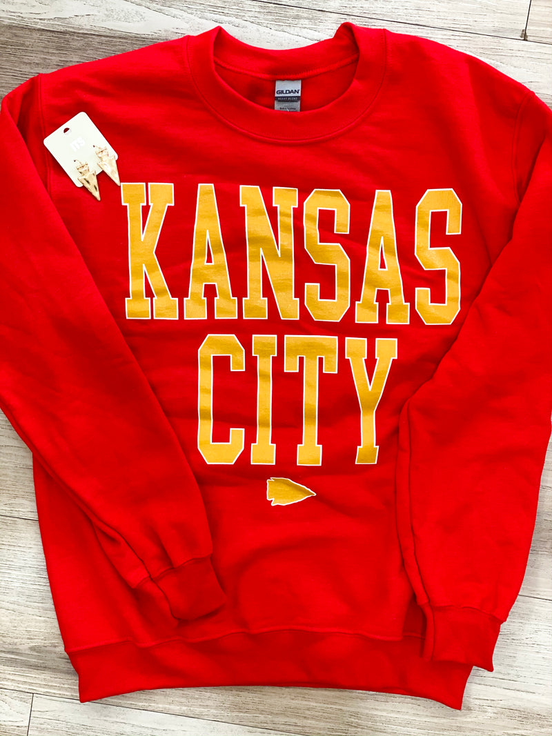 Arrowhead KC Sweatshirt