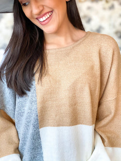 Neutral Moment Sweater
