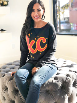 KC Reversible Sweatshirt