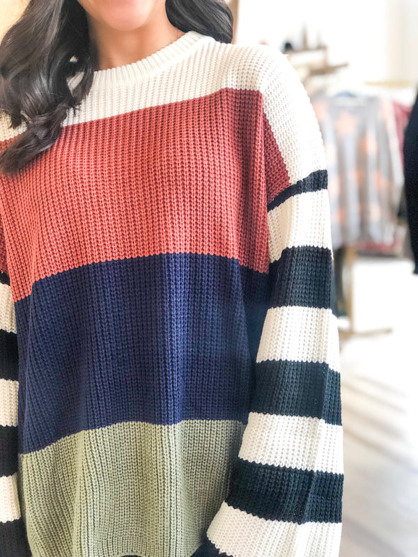 Sala Boxy Sweater