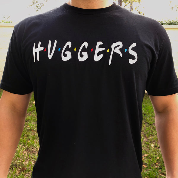 """Huggers"" Short Sleeve T-Shirt - Made to order"