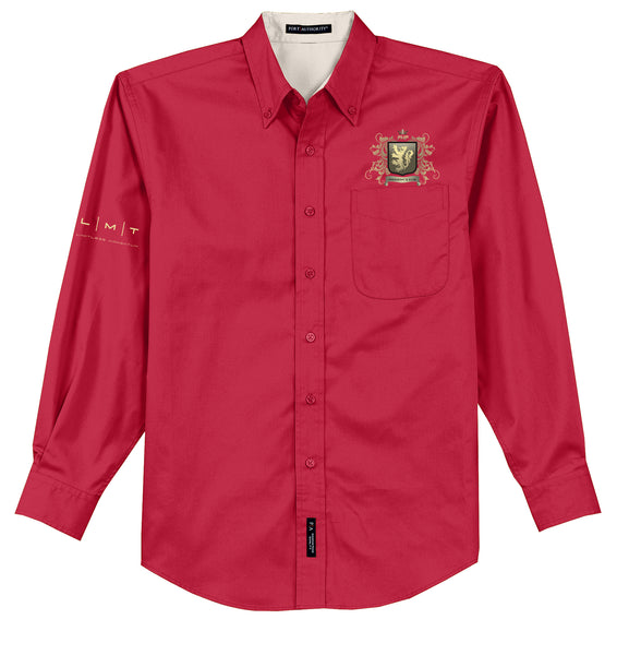 Red President's Club Shirt - 10 Base Recruits