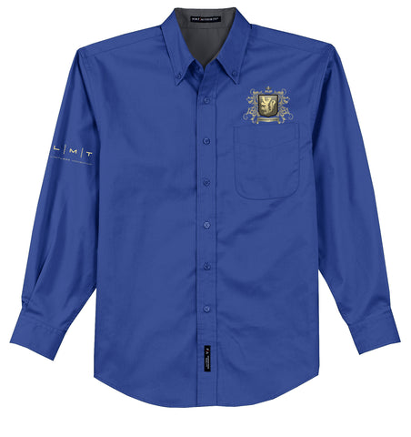 Blue President's Club Shirt - 50 Base Recruits