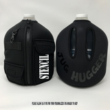 Personalized Ghost Black Jug Hugger®