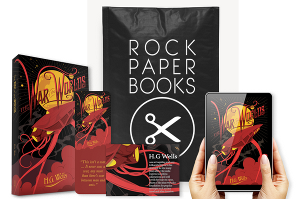 Rock Paper Books Membership
