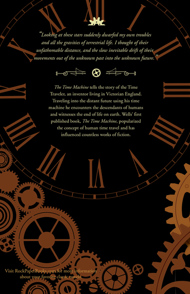 the time machine 2 essay Starting an essay on hg wells's the time machine  writer's block can be  painful, but we'll help get you over the hump and build a great outline for your.