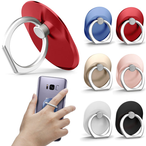 Universal 360 Rotating Finger Ring (Plastic)