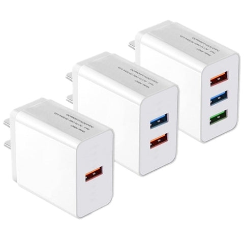 Universal Travel USB Wall Charger