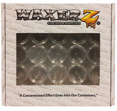 Concentrate Containers - 50 count Box -   5ml Heavy Gauge Polystyrene