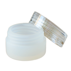 Concentrate Containers - Silicone base with plastic top - 30 ct