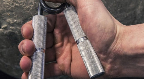 Hand Grip Strength Exercise