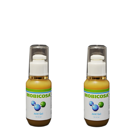 SAVE 20% NOW on Two 100 ml Bottles of MOBICOSA® JOINT GEL