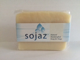Sojaz All Natural Handcrafted Dog Soap