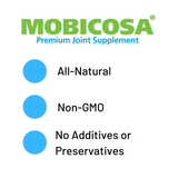 Mobicosa is all natural & non-GMO