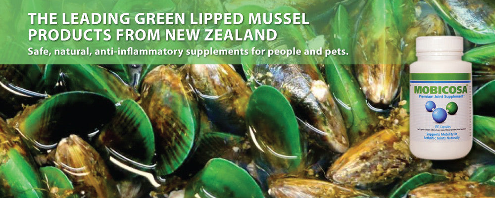 Green Lipped Mussel Products