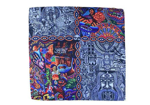 The HeadSpace Chris Dyer Chaos Culture Jam Bandana