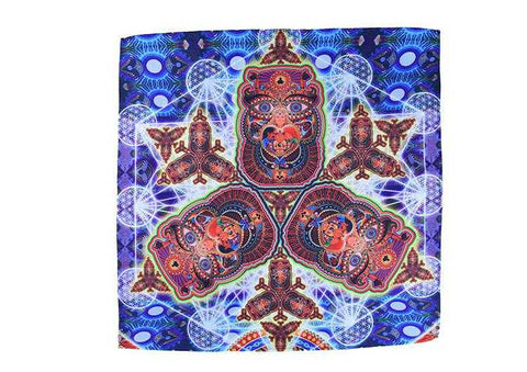 The HeadSpace Chris Dyer Fractal Dimension Bandana