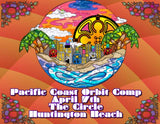 Pacific Coast Gloving Competition Ticket