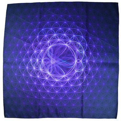 The HeadSpace Purp Skurp Fractal Bandana