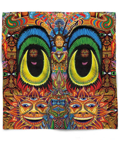 The HeadSpace Chris Dyer Saint Art Bandana