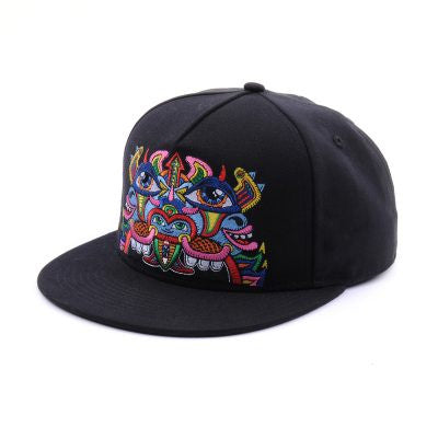 The HeadSpace Transformational Custom Snapback Hat