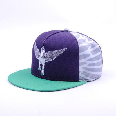 The HeadSpace Unisus Custom Snapback Hat