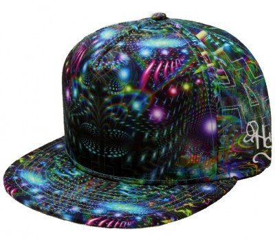 The HeadSpace Sam Farrand Huachamama Snapback Hat