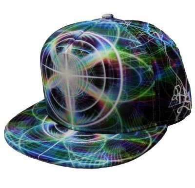 The HeadSpace Sam Farrand Source Generator Snapback Hat