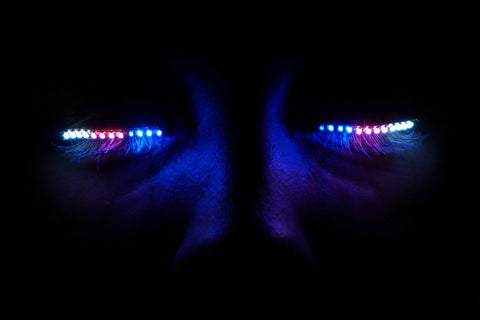LED Light Up Eyelashes