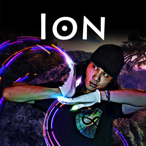 Ion C2C LED Light Gloves