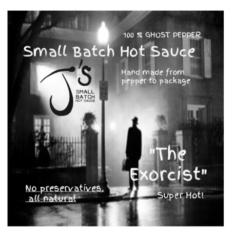 "2018 Special Release ""The Exorcist"""
