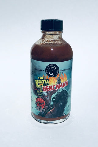 "4 oz "" The 5th Henchman """