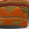 Anatolian Multi Color Kilim Pillow Cover 16x16 3616 - kilimpillowstore  - 3